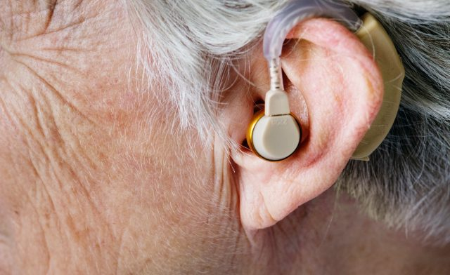 Hearing Aid Care & Cleaning