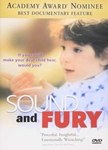 Sound and Fury Movie Poster