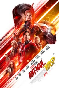 Ant Man & The Wasp Movie Poster