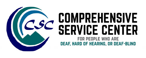 Comprehensive Service Center for People who are Deaf, Hard of Hearing or Deaf-Blind