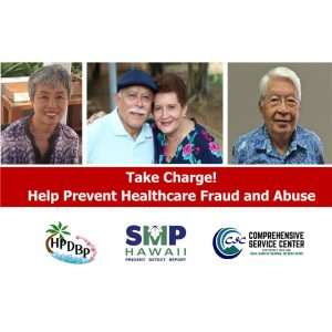 Take Charge! Help Prevent Healthcare Fraud and Abuse