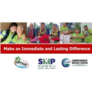 Make an Immediate and Lasting Difference