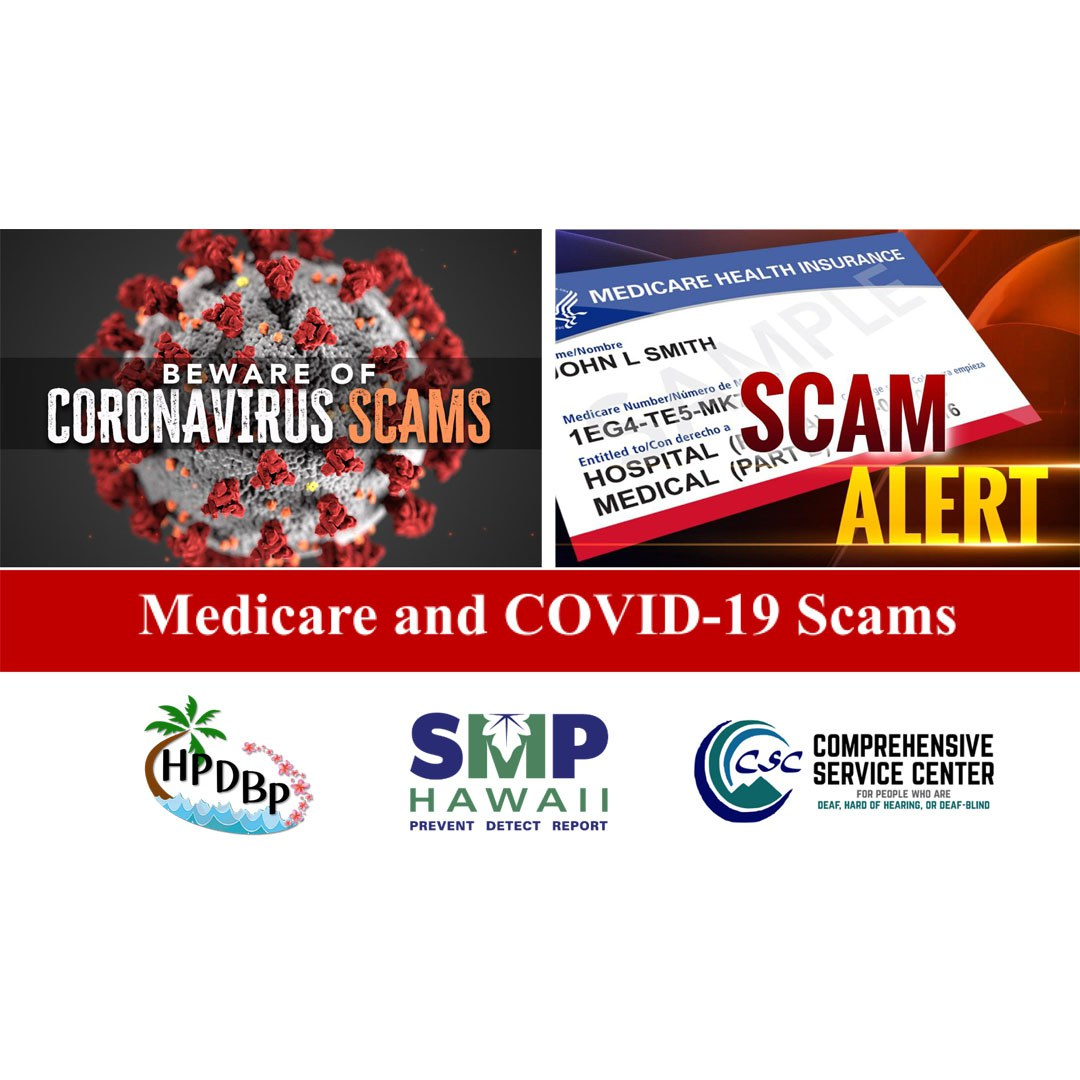 Medicare and COVID-19 Scams