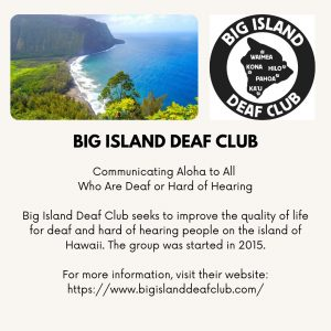 Big Island Deaf Club
