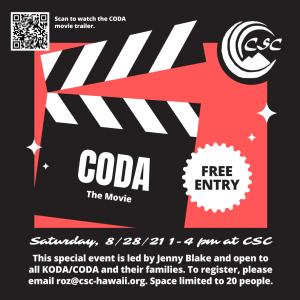 CODA: The Movie